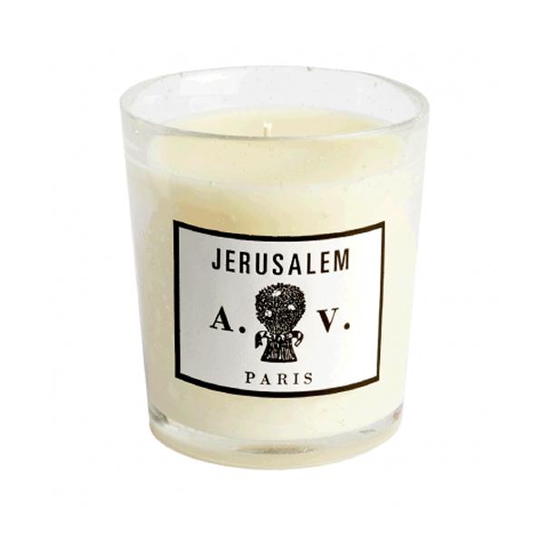 candela jerusalem astier de villatte