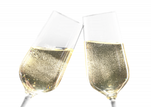 profumi e note alcoliche - champagne
