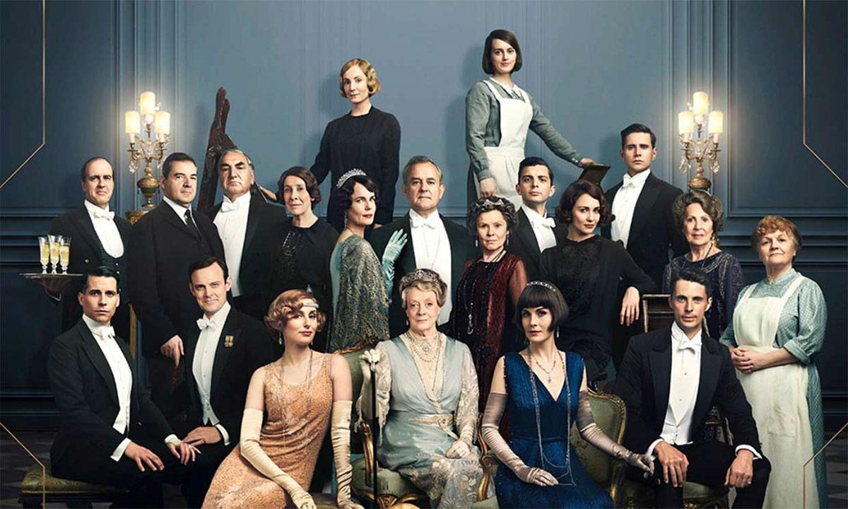 I Portraits di Penhaligon's e  Downton Abbey: due storie molto British.